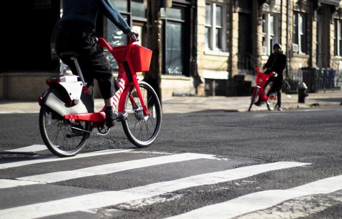 Uber будет развивать рынок проката велосипедов
