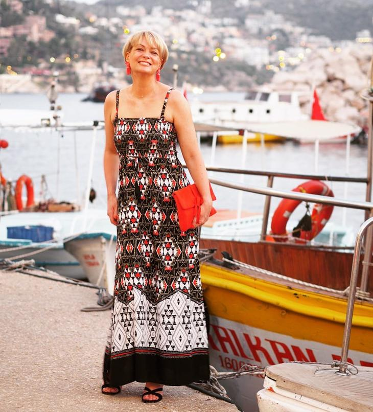 летние платье фото 7