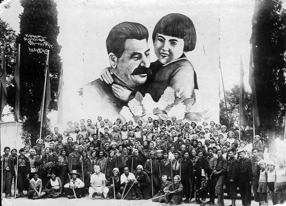 Стройотряды и туризм времен СССР