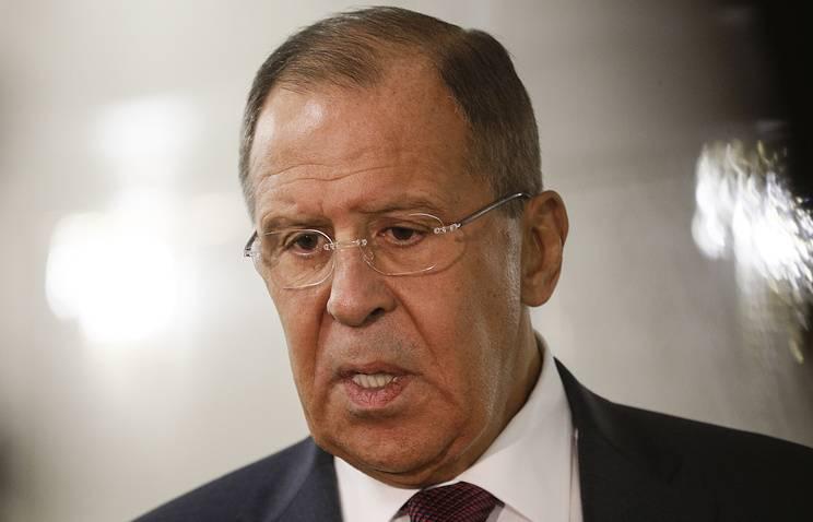 Лавров: Увязывание ЕС отношений с Россией с имплементацией «Минска-2» - полный абсурд