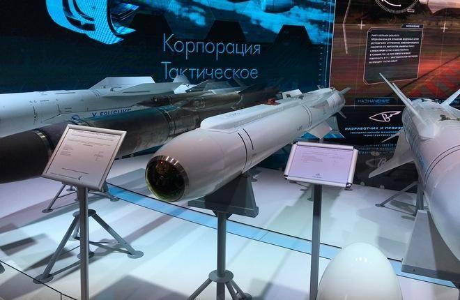 "Корпорация ""ТРВ"" показала обновленную ракету Х-38 для Т-50"