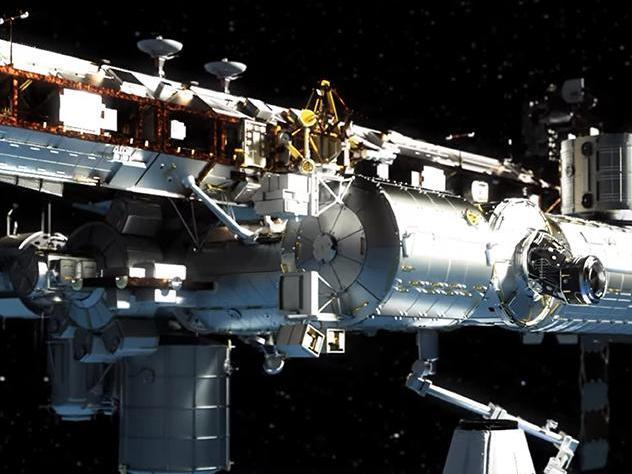 С МКС запустили спутник для …