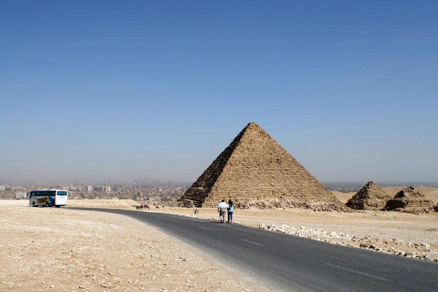 В ДТП в Египте пострадали четверо россиян