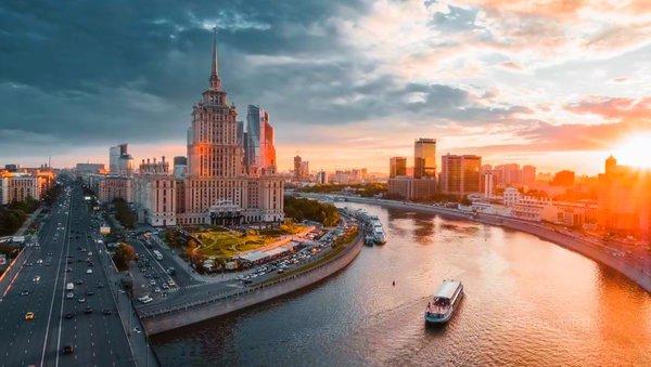 Иностранцы о Москве: «Прости Лондон и Париж… Но в Европе вы лишь на втором и третьем месте...»