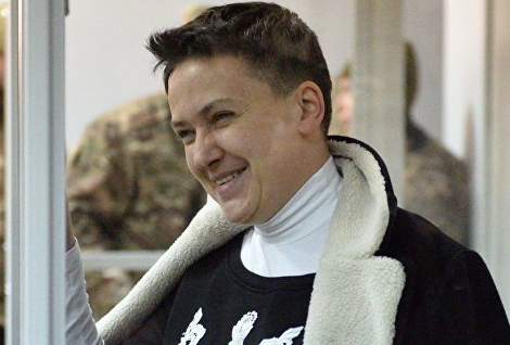 Песков прокомментировал информацию о вербовке Савченко Россией