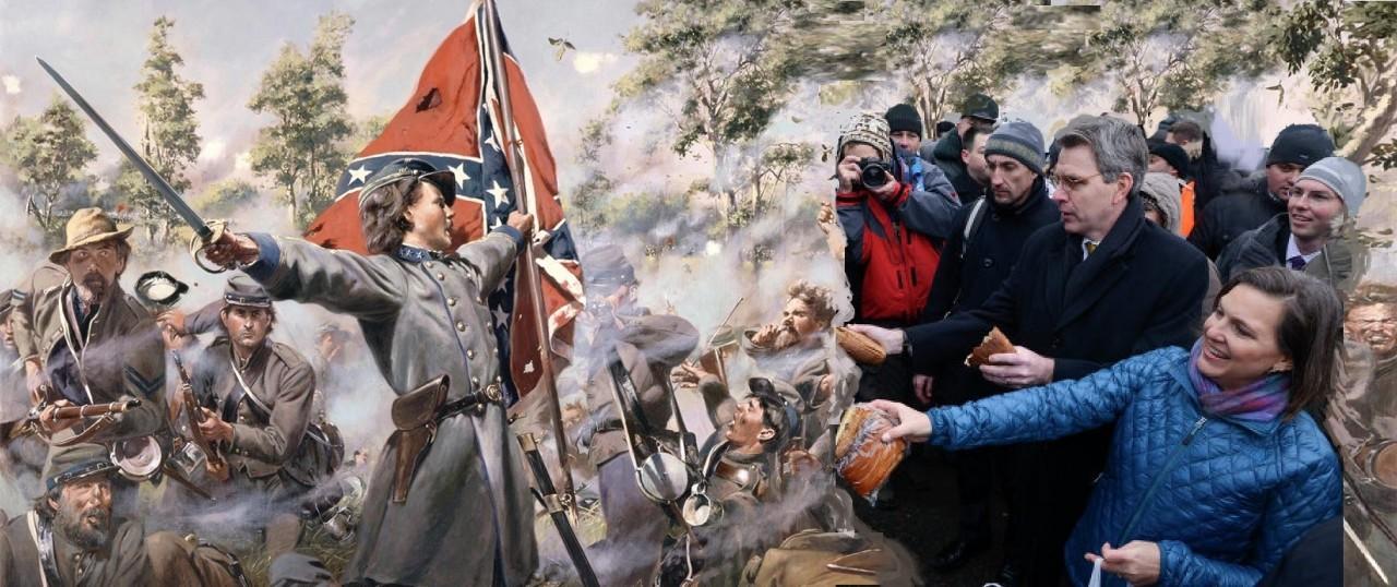 Гудбай, Америка: Роман Носиков о чрезвычайке и революции, которые потрясут США