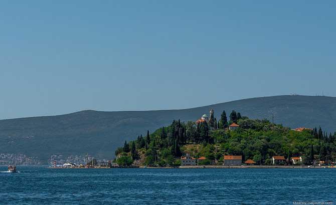 Лечебно-грязевой курорт в Черногории