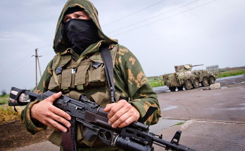На фронтах ДНР тише за текущую неделю не стало — Басурин