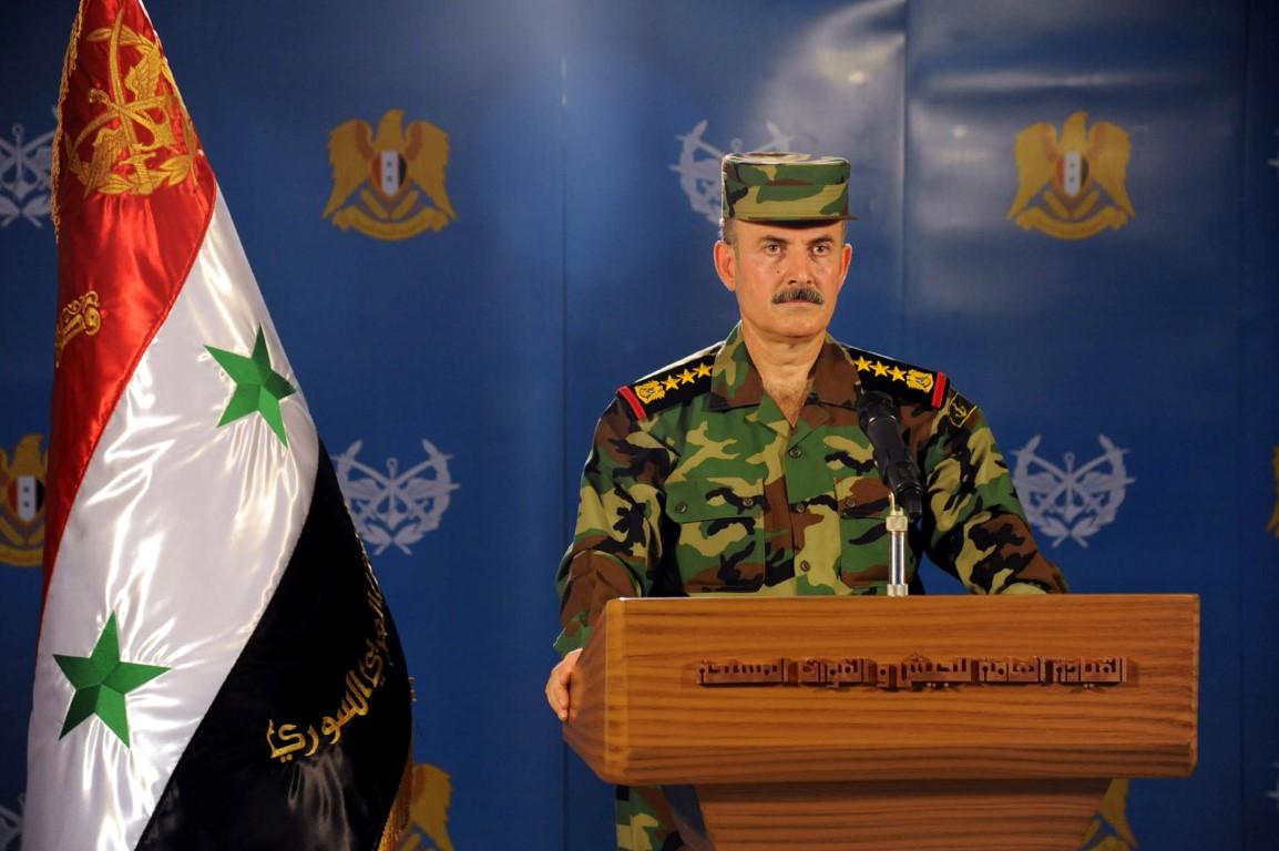 Срочное заявление сирийского…