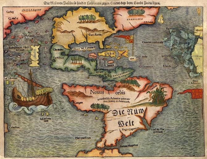 Легендарные исчезнувшие континенты