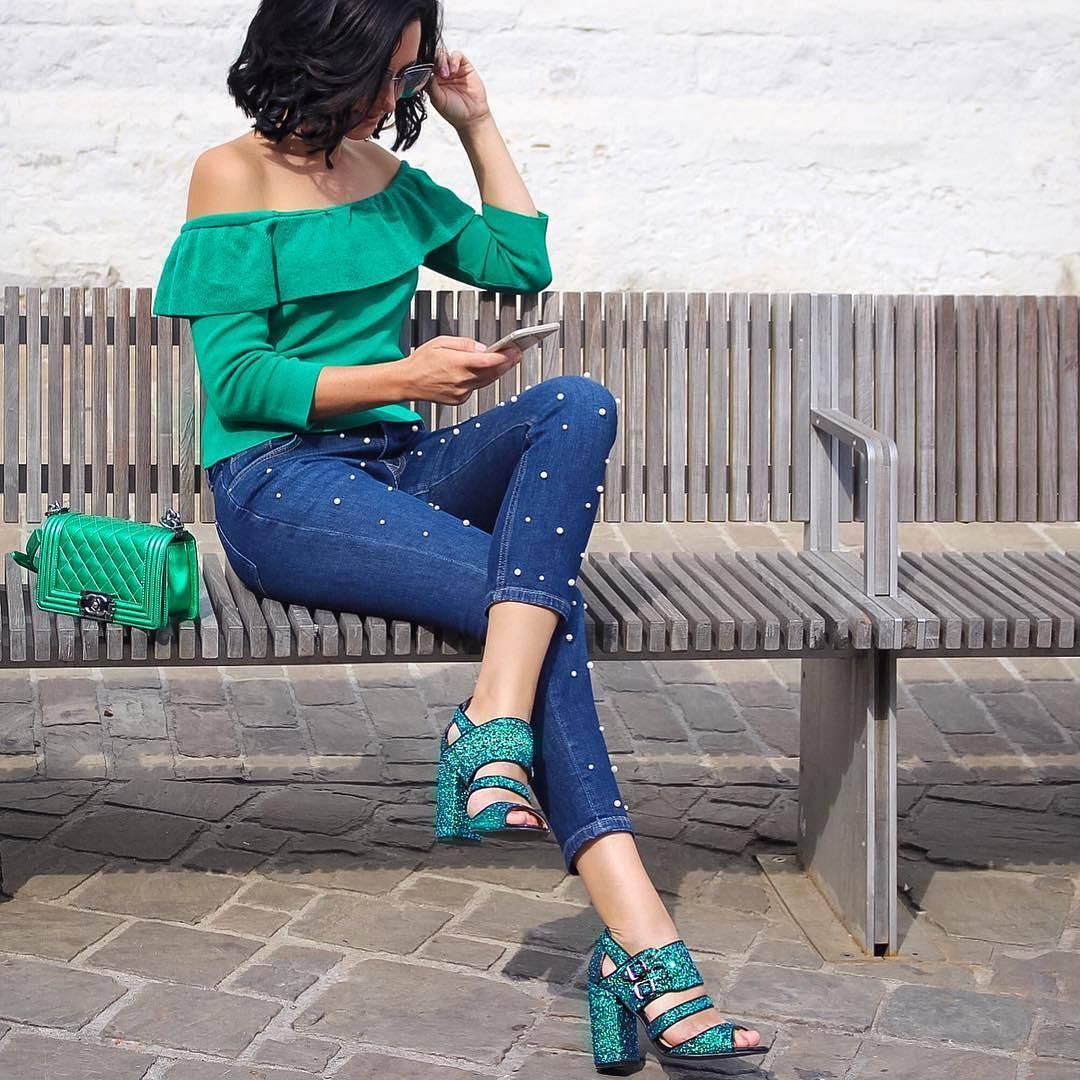 Женские джинсы 2018: как и с чем сейчас модно носить разные модели