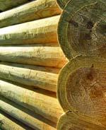 Утепление деревянного дома
