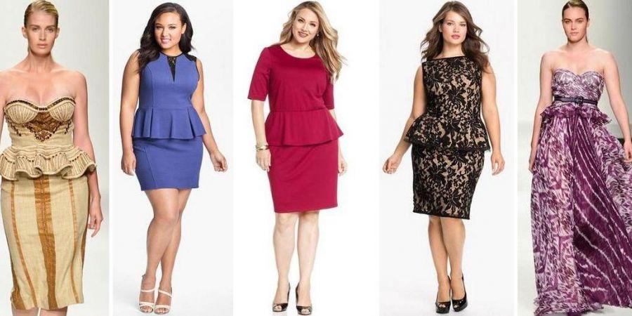 Мифы о платьях большого размера