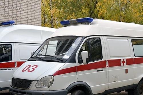 В Москве обрушились строительные леса, упали пять человек