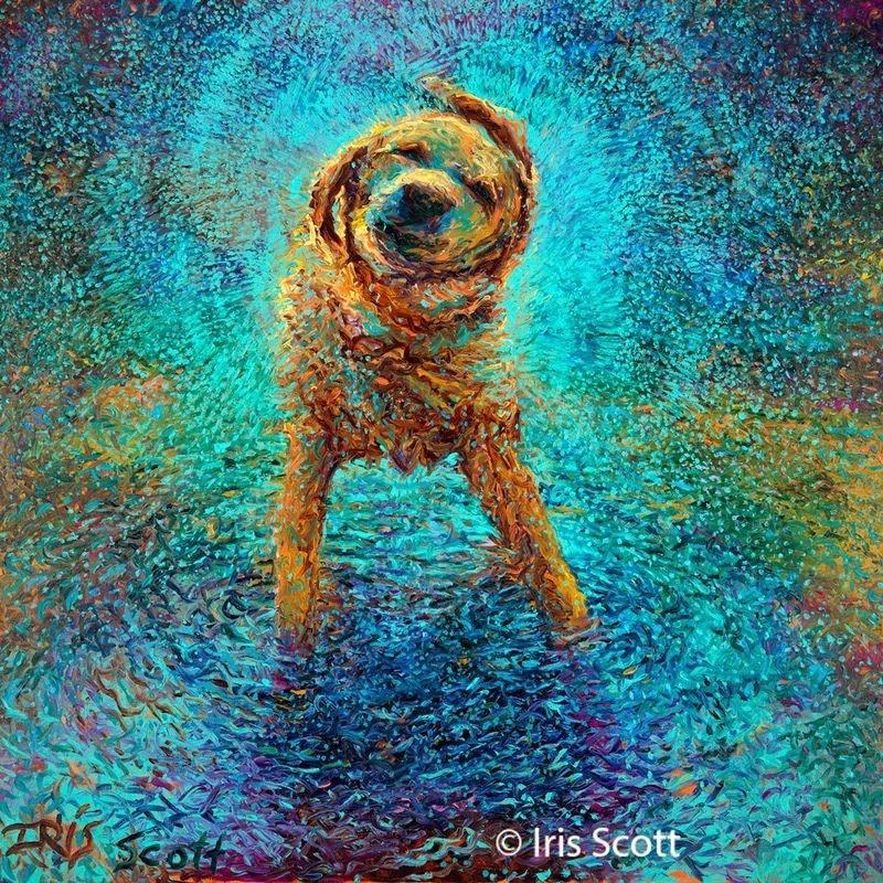 20 картин, которым позавидует сам Ван Гог