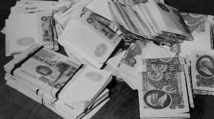 5 самых громких ограблений в СССР