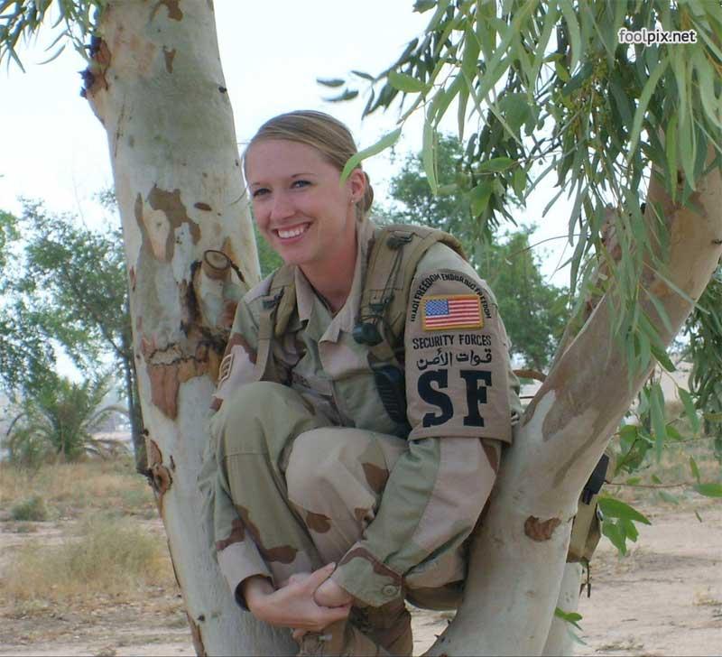 Девушки на службе в армии фото 51