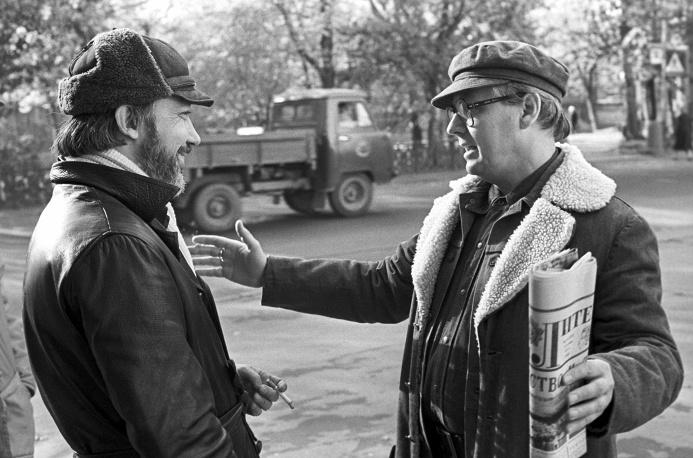 Один за всех: ушел из жизни режиссер фильма про мушкетеров Георгий Юнгвальд-Хилькевич