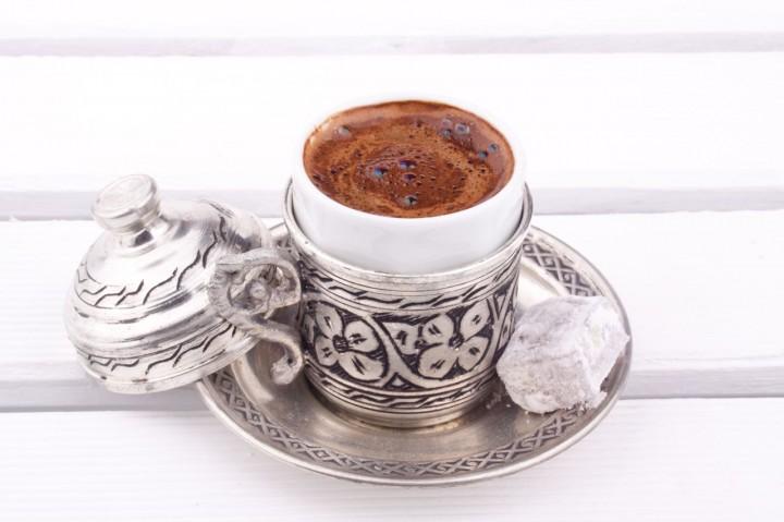 Кофе по-турецки, или Мы где-то уже это видели...