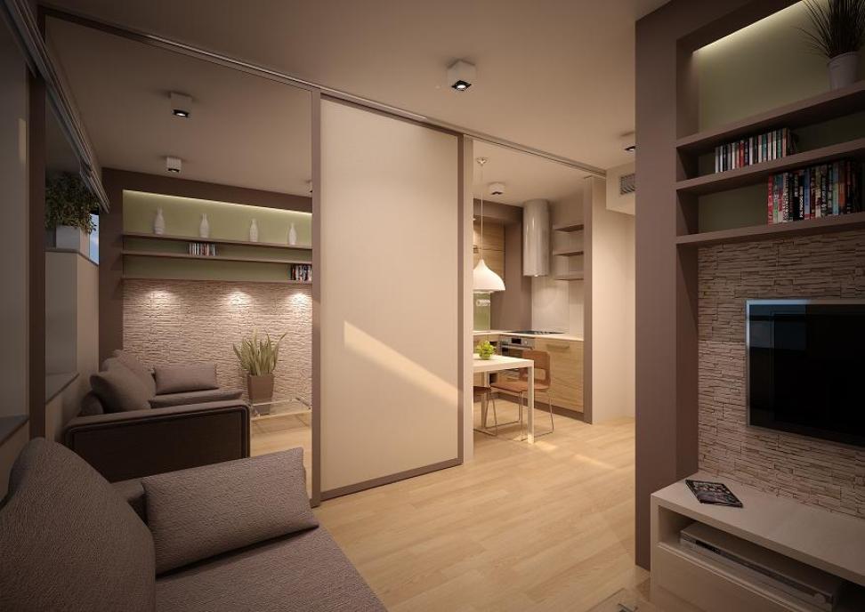 Микроквартиры - жильё будущего-4