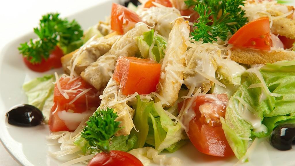Салат цезарь фото и рецепты