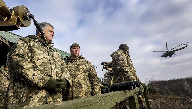 «Мальбрук в поход собрался»: Порошенко рассказал об угрозе полномасштабной войны с Россией
