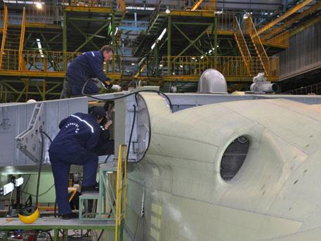 Новейшему Ил-106 не понадобятся аэродромы