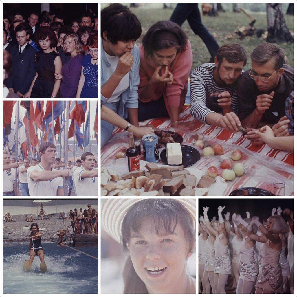 25 Фото-фактов о жизни молодёжи в СССР глазами американцев | Видео YouTube