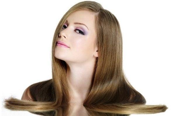 Маска с эффектом ламинирования волос