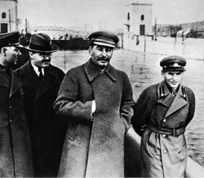 Как Сталин пришёл к власти