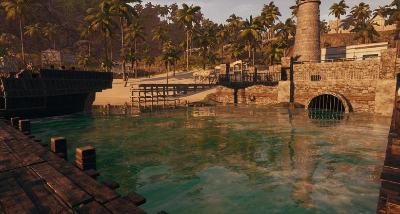 Затонувший Порт-Ройал: как п…