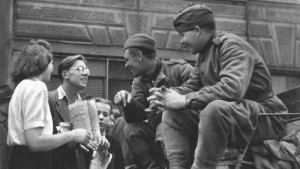 Освобождение Праги Красной А…