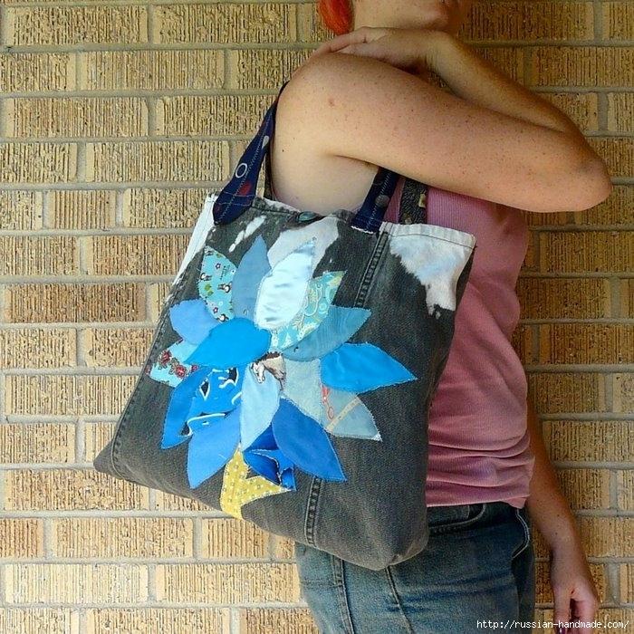 Модные сумки из старых джинсов (37) (700x700, 377Kb)