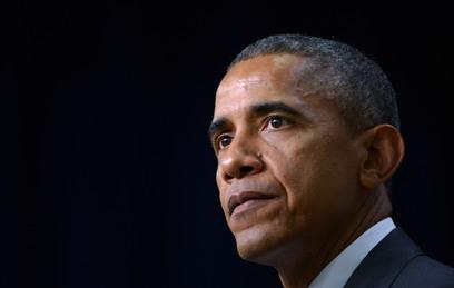 Обама поздравил россиян с Днем Победы