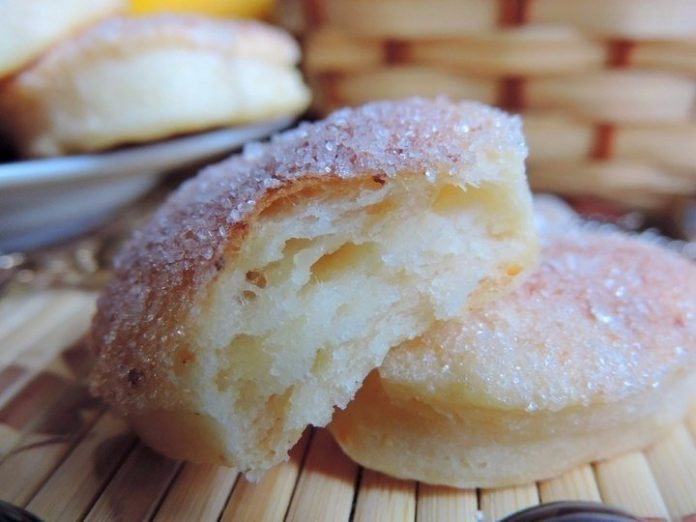 Тающее во рту слоеное творожное печенье «Слойка». Готовится очень легко и просто из минимального набора продуктов