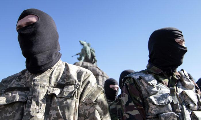 Батальон «Нахтигаль» снова атакует Россию