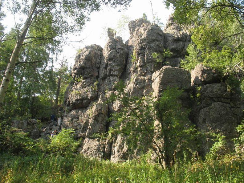 Гора Азов 7 загадок Урала, загадки природы