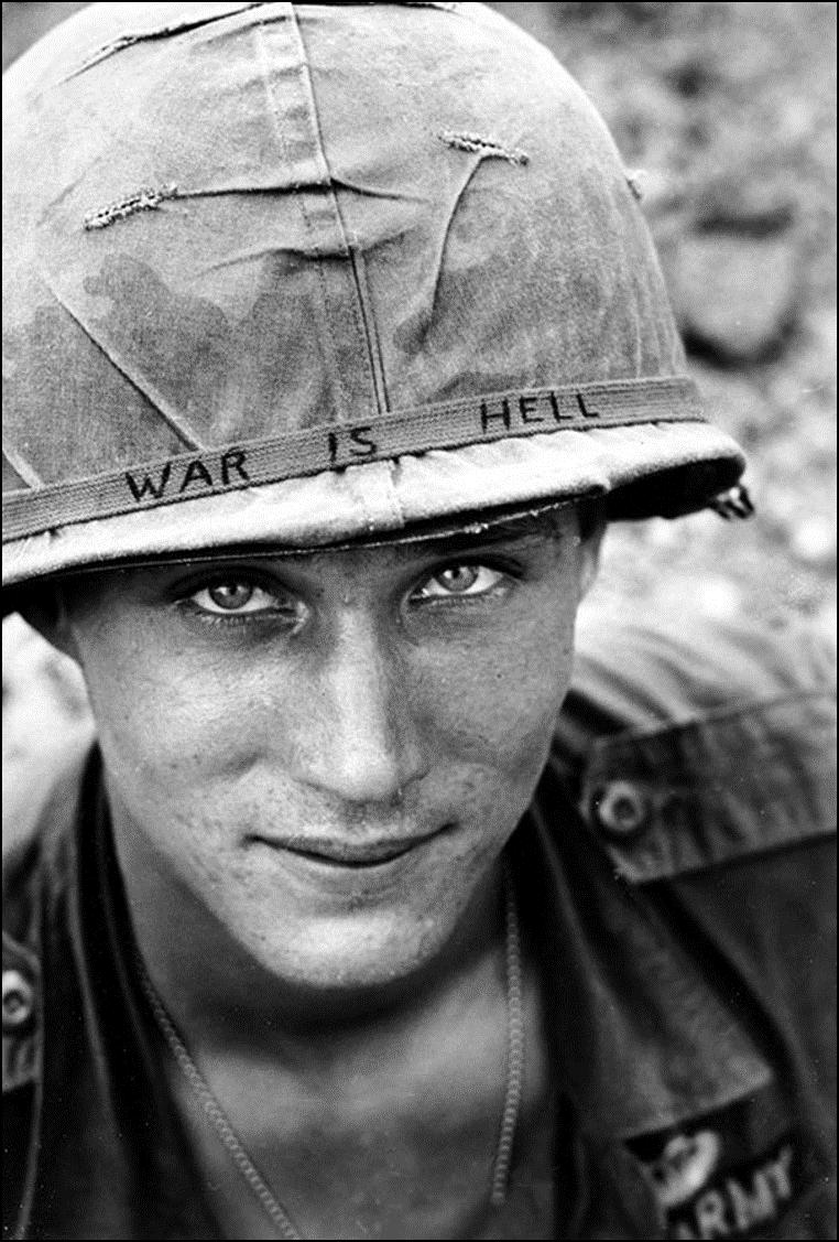 Неизвестный солдат во Вьетнаме, 1965 Историческая фотография, история, факты