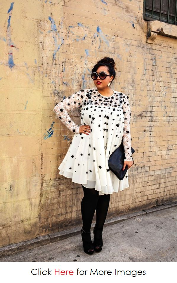 2013 Fall Fashion for Plus Size Women, Wonderful and Chic 2013 Fall Fashion for Plus Size Women Lace Dress Flower – <a href=