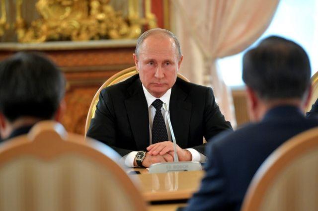 Путин: обстановка на Корейском полуострове постепенно улучшается