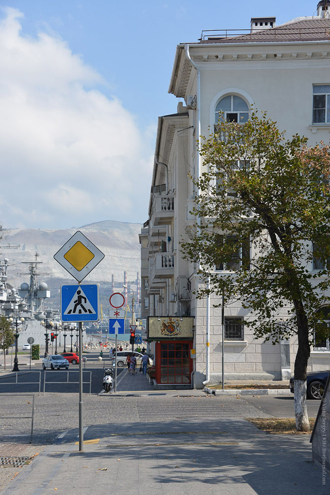 Прогулка по Новороссийску