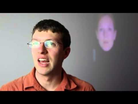 Виртуальный персонаж, полностью имитирующий человека