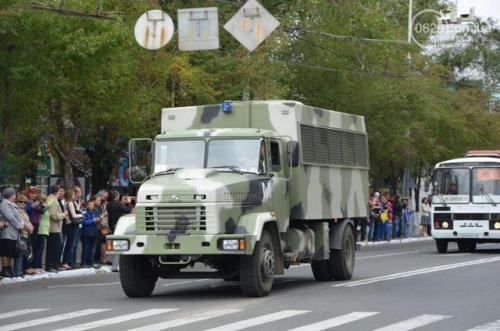 Почему Национальная Гвардия продолжает закупать МАЗы вместо КрАЗов