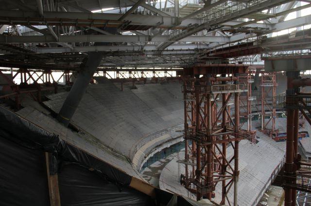 Власти Санкт-Петербурга одобрили удорожание строительства «Зенит-Арены»