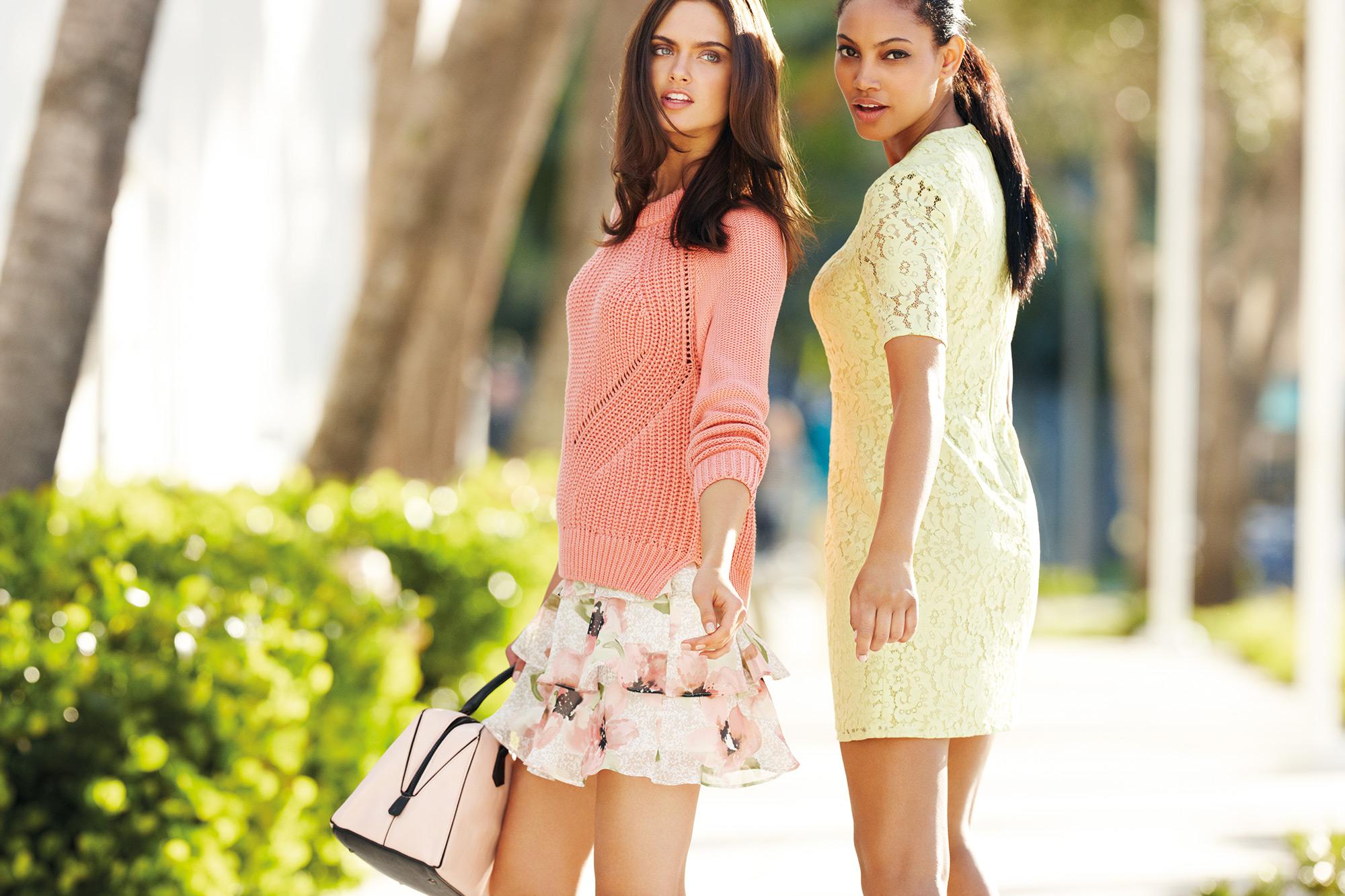 Модная женская одежда на лето 2019 года