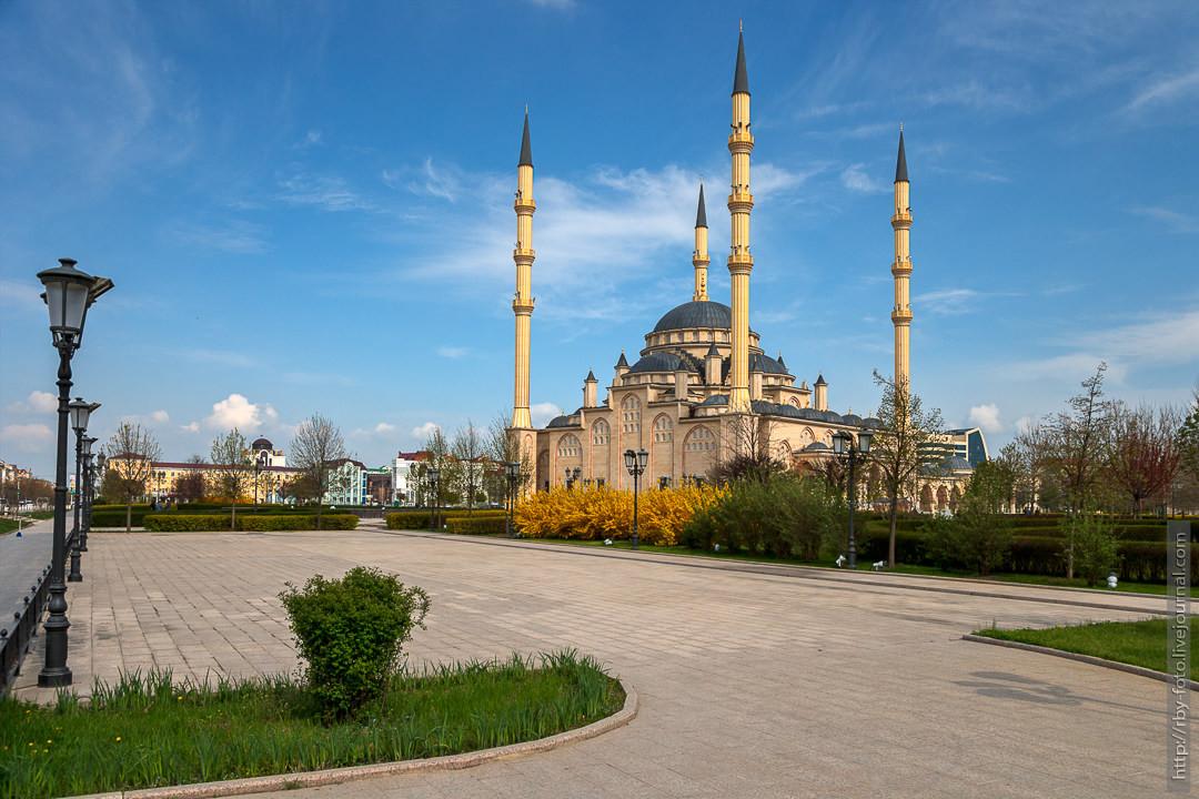 Три дня в Чечне. Знакомство с Грозным