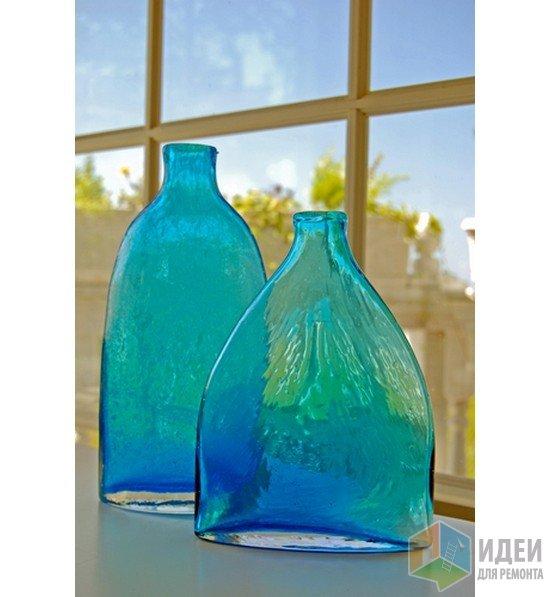 Декоративное стекло, декор своими руками, стекло интерьерное