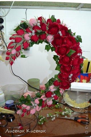 Свит-дизайн Валентинов день Моделирование конструирование Конкурсная работа Женское и мужское начала Мое представление  фото 4