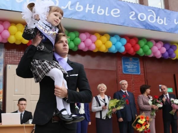 1 сентября в Севастополе дет…