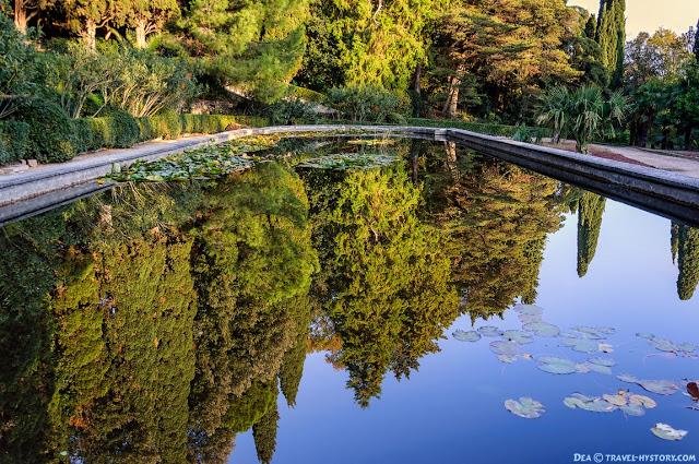 41 фото Никитского ботанического сада, Ялта, Крым